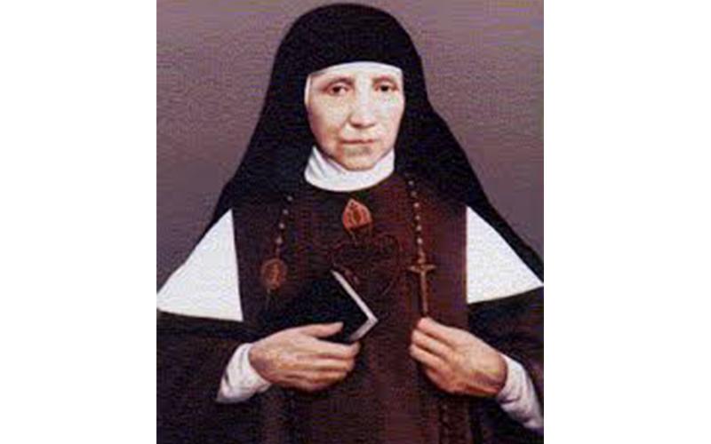 Beata María Encarnación Rosal. | Radio RSD Chimbote