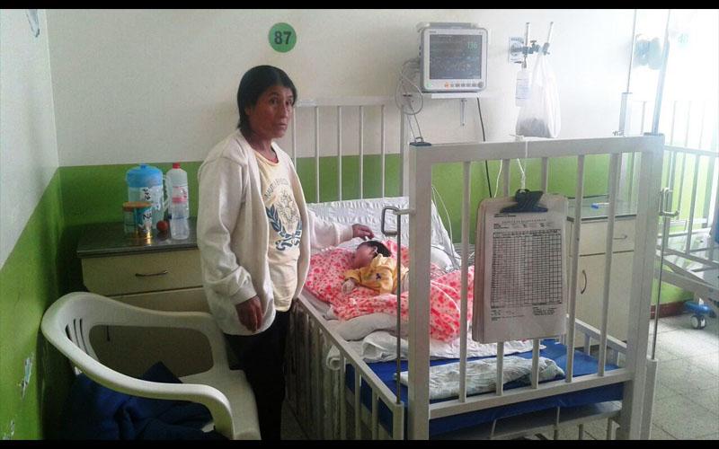 bebe_Chimbote_Hospital La Caleta_Hospital del Niño
