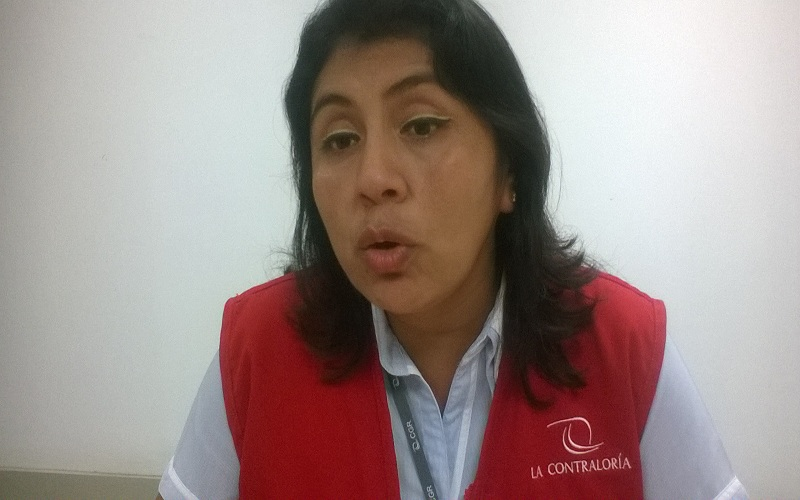 Contraloría Nuevo Chimbote, Violeta Torres