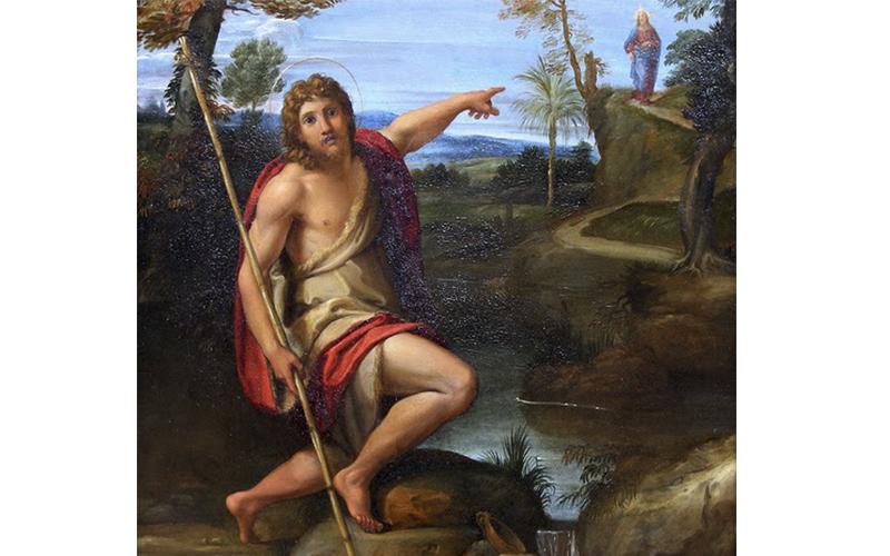 evangelio, «He ahí el Cordero de Dios.»