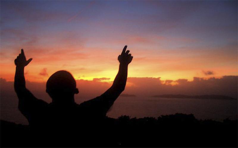 evangelio, Padre nuestro que estás en los cielos