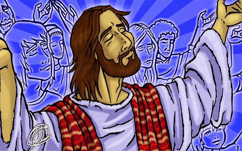 Resultado de imagen para En aquel tiempo, tomando Jesús la palabra, dijo: «Yo te bendigo, Padre, Señor del cielo y de la tierra