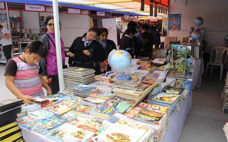 Feria del Libro Nuevo Chimbote