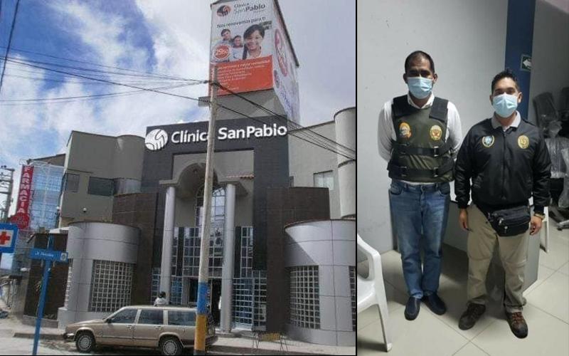 gobernador_de_ancash_juan_carlos_morillo_clinica_san_pablo