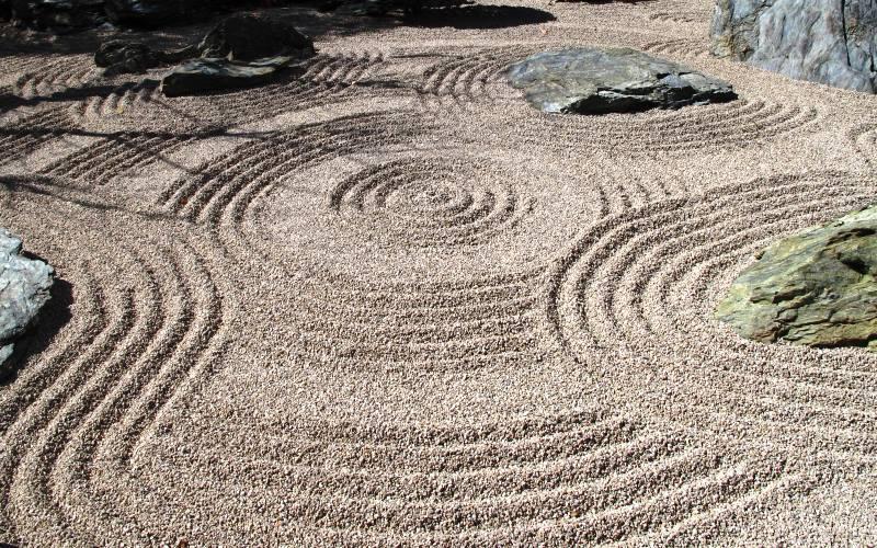 Audio del color de la naturaleza jardines zen radio for Jardin japones precio 2016