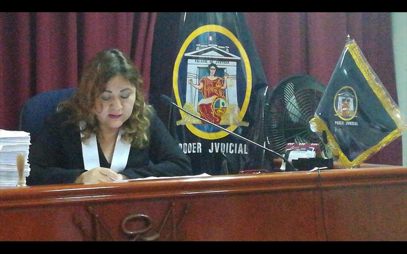 jueza_susana_trujillo_Universidad San Pedro