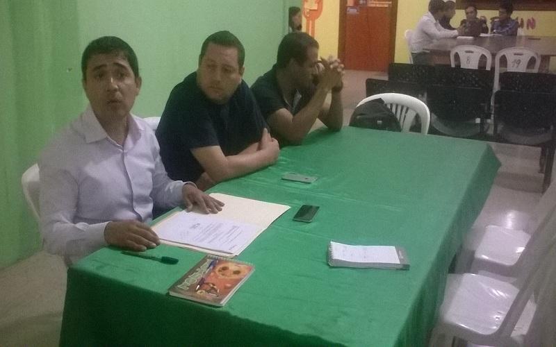 Reunión Nuevo Chimbote