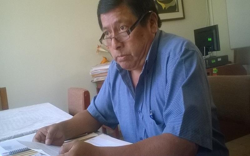 Profesor UNS Teodoro Moore