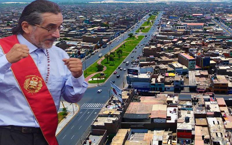 el ucsueoud de waldo ros gra construir ucacuarios gigantesud en avenida pardo