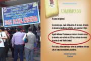 Corte del Santa - huelga judicial Chimbote