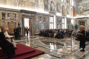 Médicos en el Vaticano