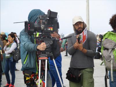 """Graban en Chimbote la película nacional """"Todos somos marineros"""""""
