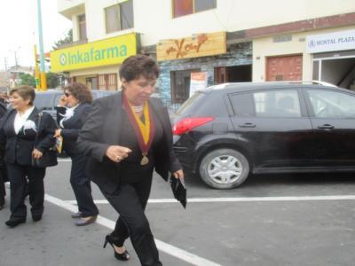 Regidora Norma Alencastre