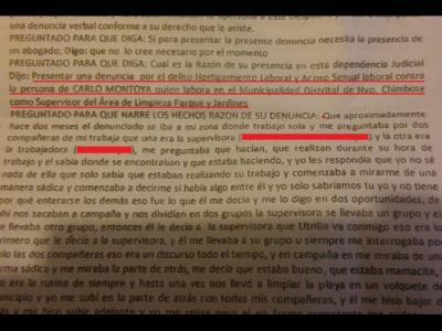 denuncia_acoso_sexual Nuevo Chimbote Motoya