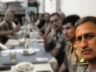 mayor PNP Felipe Carmelo Andrade Arroyo
