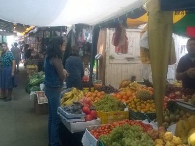 Ambulantes  Mercado Buenos Aires